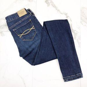 Abercrombie• Dark Wash Denim Jeans